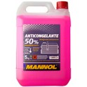 Anticongelante Mannol rosa