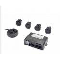 Sensores de estacionamento Meta System - Meta Easypark com altifalante