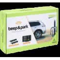 SENSORES ESTACIONAMENTO Valeo beep&park™ | 4x sensores + 1 alta-voz - C/ VISOR