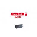 TRACK BASIC LOCALIZADOR Equipamento telemático dedicado a Gestão de Frotas ou utilização particular Meta System