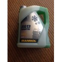 Anticongelante Mannol verde hightec -40º